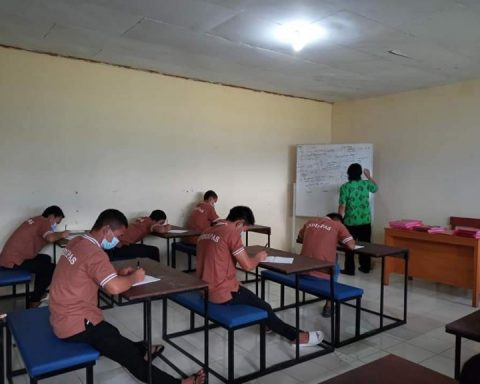Andikpas peroleh pendidikan dari balik LPKA