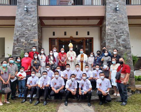 Seminari Agustinianum Tomohon