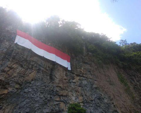 Bendera Kilo Tiga Amurang