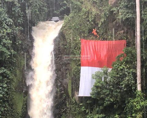 Kengkang Waterfall
