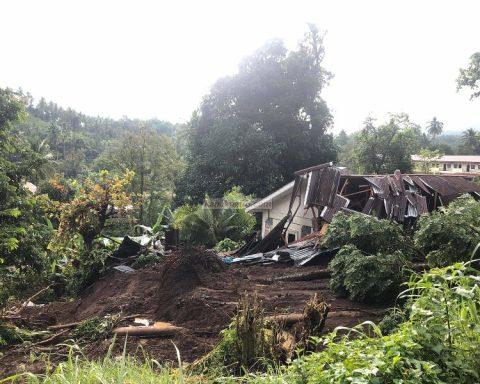 Bencana Alam Minahasa 2021