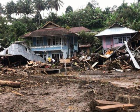 Foto Bencana Mitra