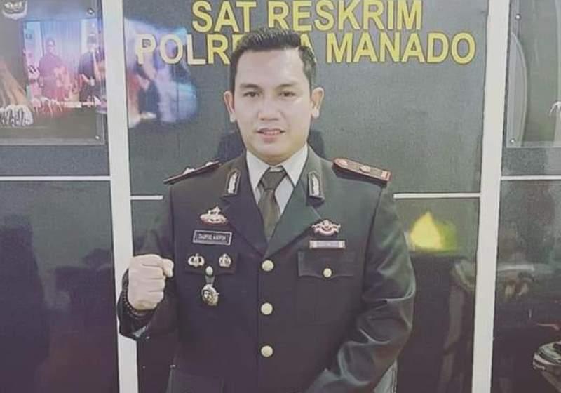 Kasat Reskrim Polresta Manado
