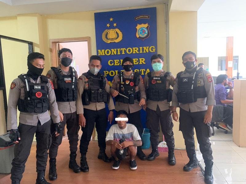 Patroli Rayon Polresta Manado
