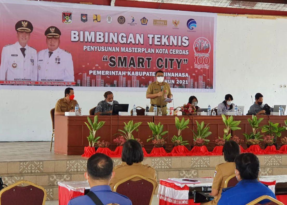 Smart City Minahasa