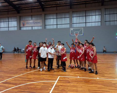 Tim Basket Tomohon
