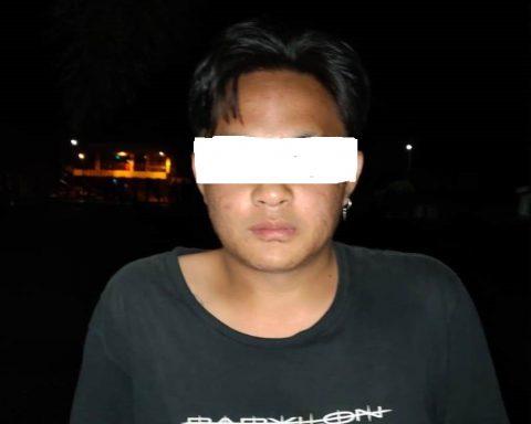 Mahasiswa pembunuhan Tondano