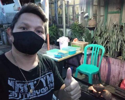 Akong Penjual Sate
