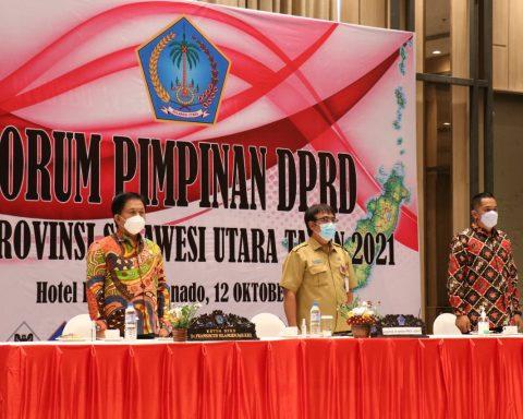 Forpim DPRD se Sulut