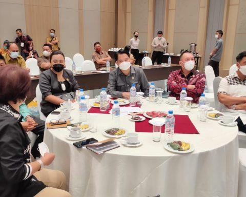 Forum Pimpinan DPRD Sulut