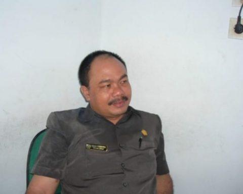 Legislator Sangihe Rizal Paulus Makagansa