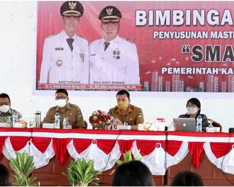Bimtek Minahasa Smart City