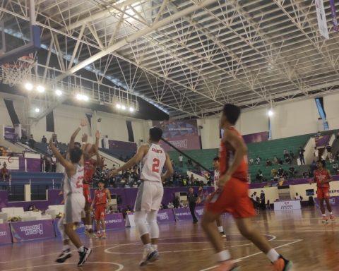 Basket Putra Sulut