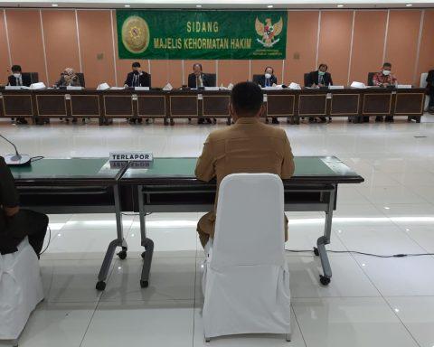 Sidang Majelis Hakim